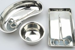 Surgical Stainless Trays